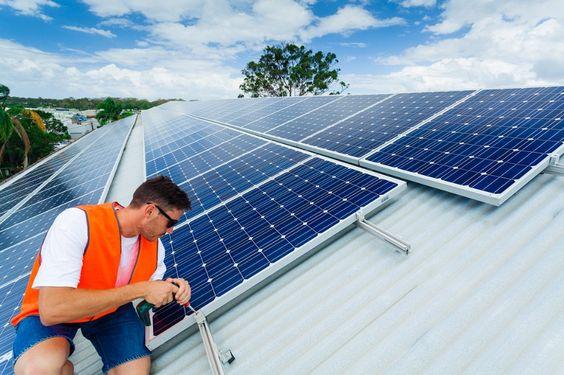 Vol de panneaux solaires