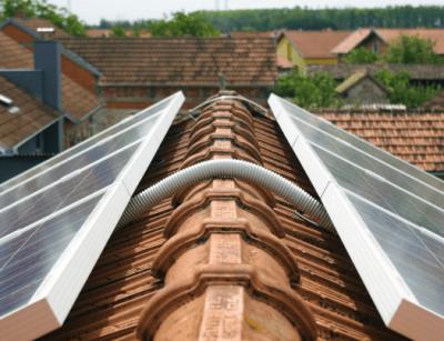 panneaux solaires pour copropriété