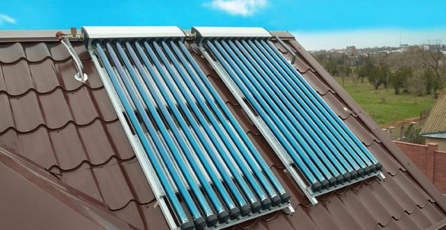 Le panneau solaire thermique