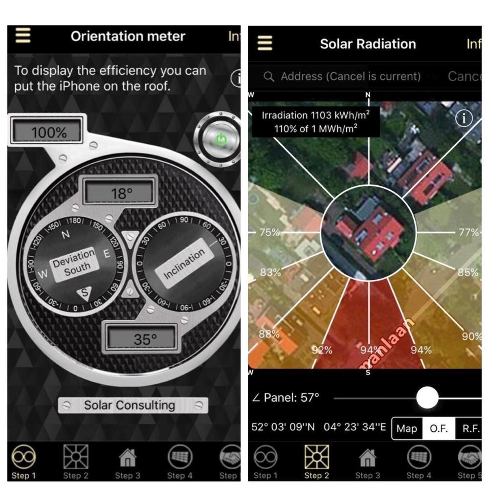 applications panneaux solaires