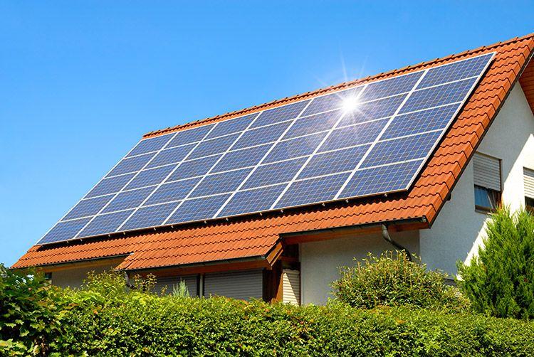 Orientation panneaux photovoltaïques