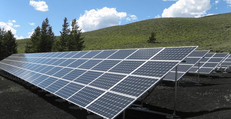 panneaux photovoltaïques dans le milieu agricole