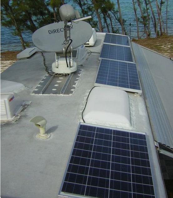 panneaux solaires camping car : quelle différence