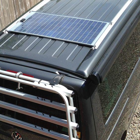 kit sur camping car