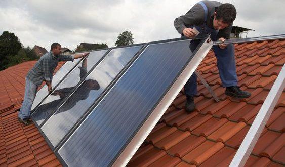 Kit panneau solaire couverture