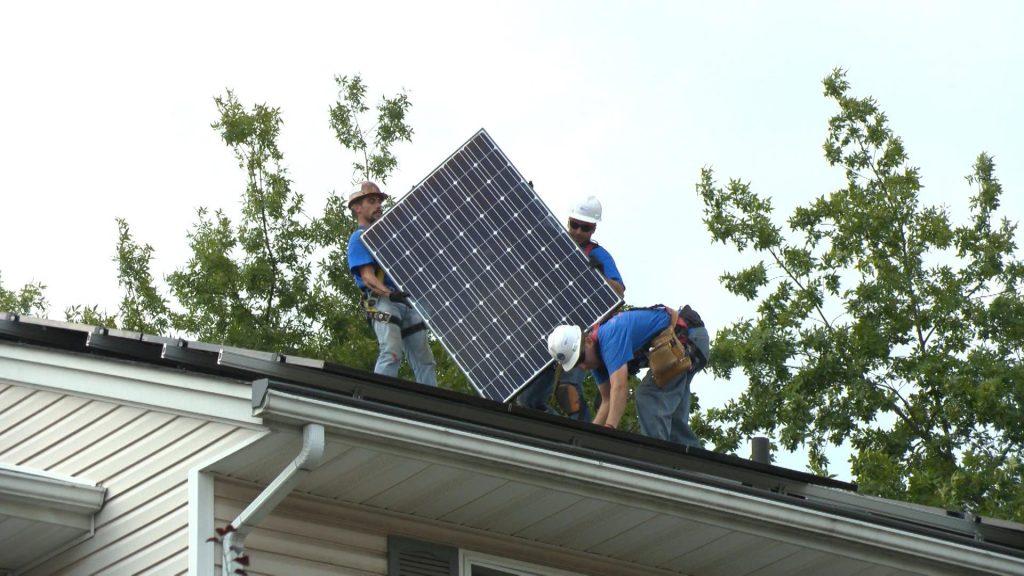 l'énergie photovoltaïque : prime qualiwatt