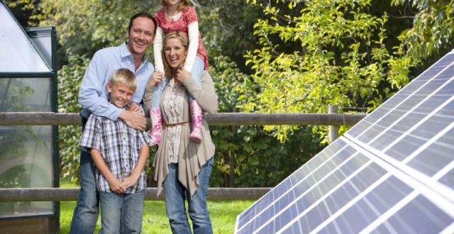 Energie photovoltaïque opérée par panneaux solaires