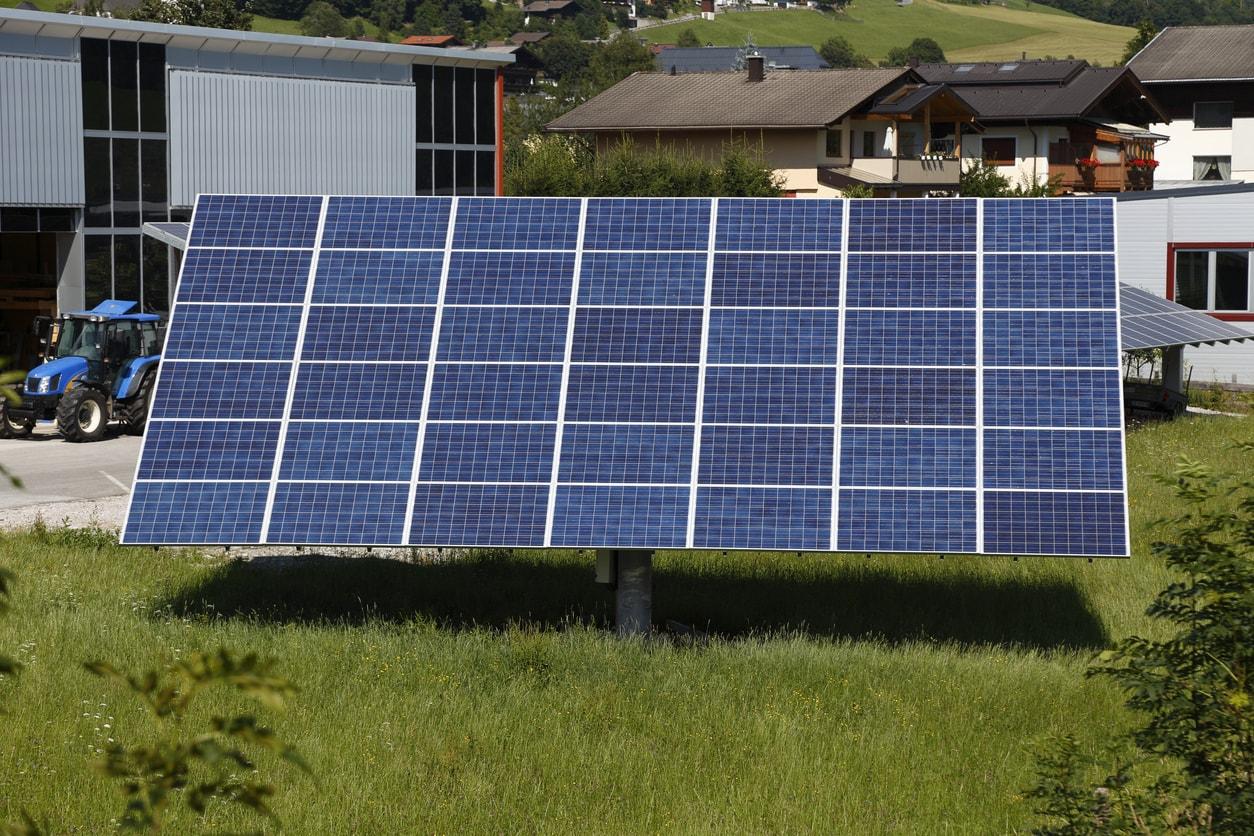 Panneaux photovoltaïques pour produire son électricité