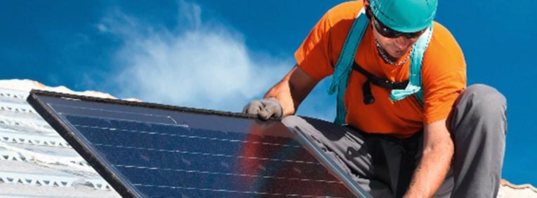 recyclage des panneaux solaires par un professionnel