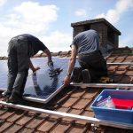 Panneaux solaires et chauffe-eau solaire