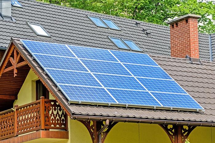 durée de vie des panneaux solaires chez un particulier