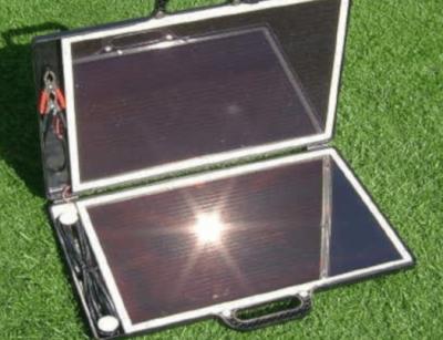 petit panneau solaire