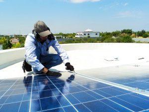 dimensions panneau solaire -  installateur