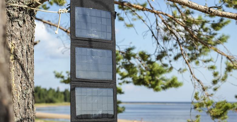 mini panneau solaire