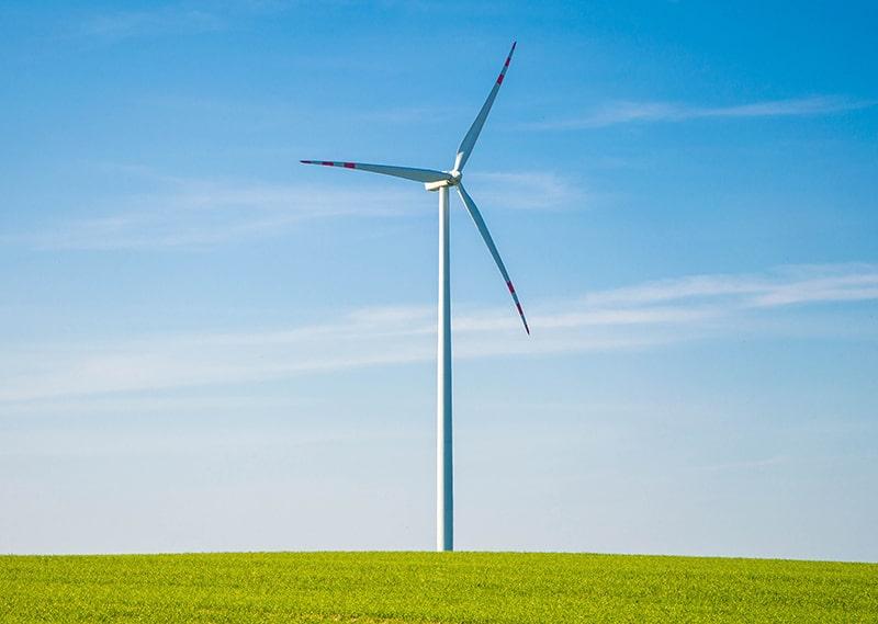 énergie renouvelable par énergie éolienne