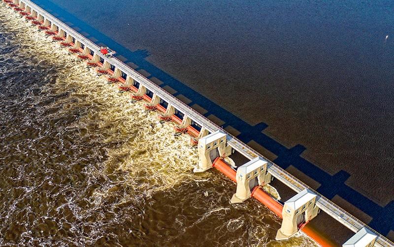 énergie renouvelable par énergie hydraulique