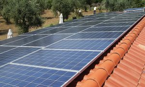 réduction d'impôts sur les panneaux solaires