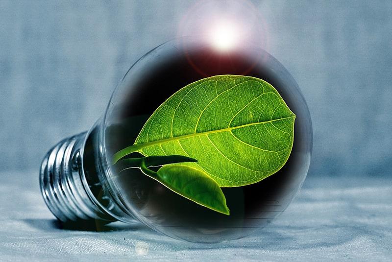 réduction d'impôts sur les panneaux solaires et l'énergie verte