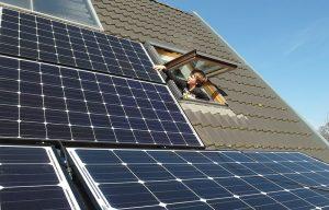 puissance panneau solaire