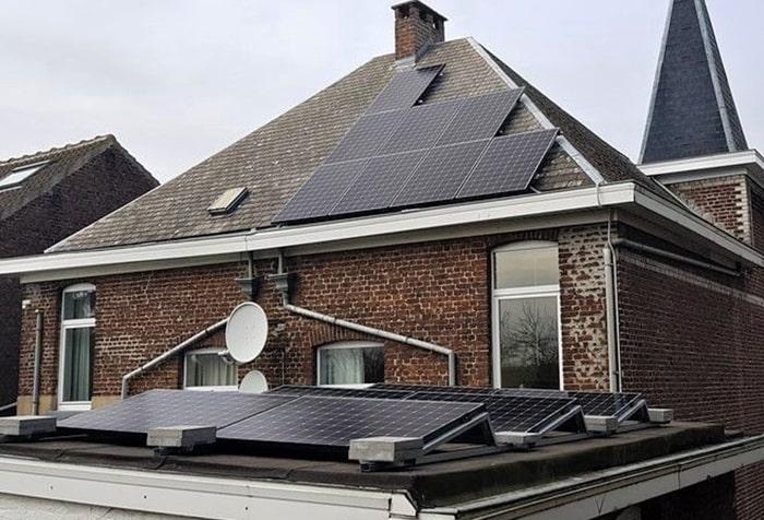 Energreen panneaux solaires