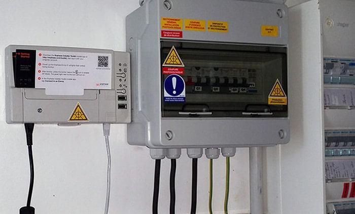 Onduleur pour installation photovoltaïque Belgique
