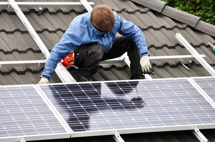 installation photovoltaïque Belgique