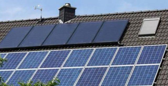 plaque solaire pour maison