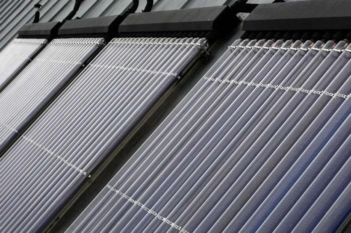 plaque solaire thermique pour maison