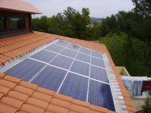 Panneaux photovoltaïques intégration