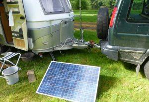 générateur solaire pour camping