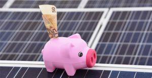 Les aides financières pour les panneaux solaires