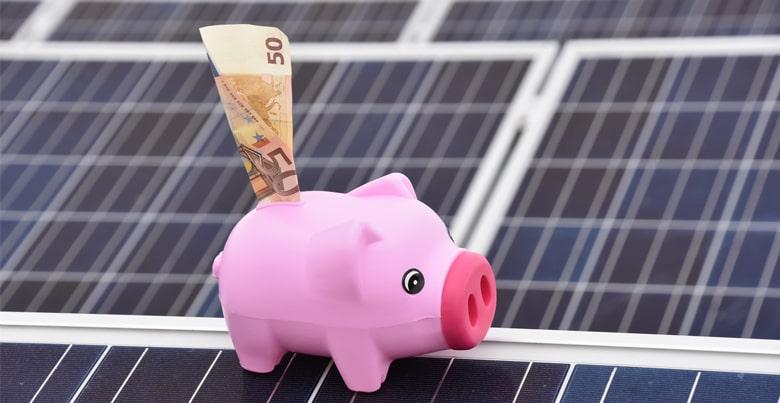 Panneaux solaires rentabilité