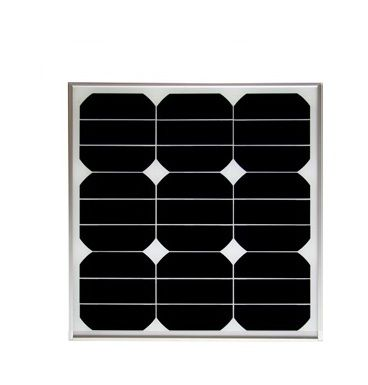 photovoltaïque monocristallin