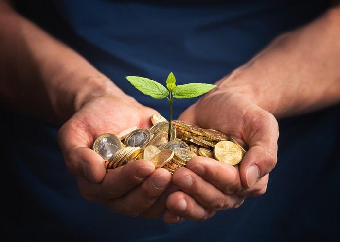 Un prêt vert de la part de votre banque pour financer votre transition énergétique.